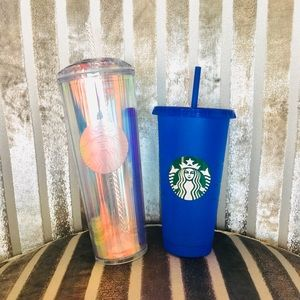 Starbucks Iridescent Kaleidoscope, Color Changing